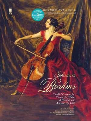 Johannes Brahms: Double Concerto for Violoncello, Violin & Orch.