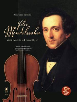 Music Minus One - Felix Mendelssohn: Violin Concerto In E Minor Op.64