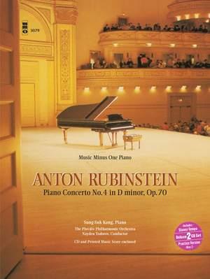 Rubinstein: Piano Concerto No. 4 in D Minor, Op. 70