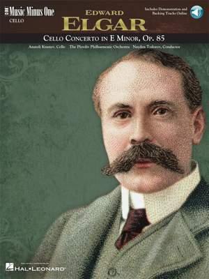 Music Minus One - Edward Elgar: Cello Concerto In E Minor Op.85