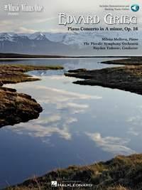 Edvard Grieg: Piano Concerto in A Minor, Op. 16