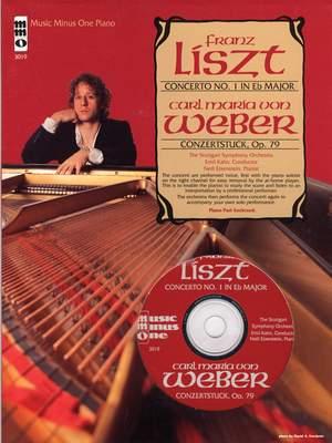 Franz Liszt_Carl Maria von Weber: Liszt Concerto No. 1 & von Weber Concertstuck