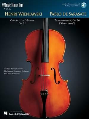 Henryk Wieniawski_Pablo de Sarasate: Violin Concerto No. 2 in D Major, Op. 22