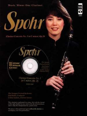 Spohr: Clarinet Concerto No. 1 in C Minor, Op. 26