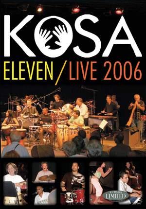 Kosa Eleven-Live 2006 Product Image