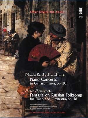 Nikolai Rimsky-Korsakov_Anton Stepanovich Arensky: Concerto in C-sharp Minor, Op. 30
