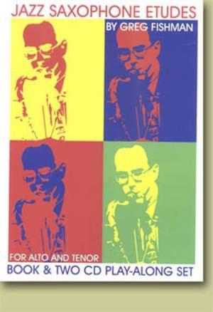 Music Minus One - Jazz Saxophone Etudes