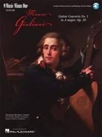 Mauro Giuliani: Giuliani - Guitar Concerto No. 1 in A Major
