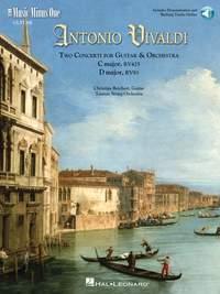 Vivaldi: Two Concerti for Guitar (Lute) and Orchestra