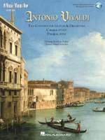 Antonio Vivaldi: Two Concerti for Guitar (Lute) & Orchestra Product Image