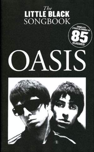 The Little Black Songbook: Oasis