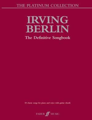 Irving Berlin: The Platinum Collection