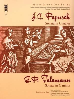 Johann Christoph Pepusch_Georg Philipp Telemann: Sonata in C - Sonata in C minor