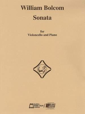 William Bolcom: Sonata Product Image