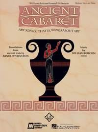 William Bolcom: Ancient Cabaret