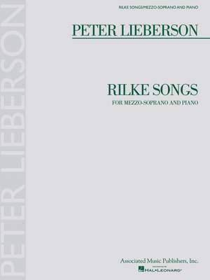 Peter Lieberson: Rilke Songs