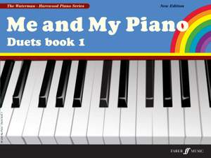 F. Waterman: Me and My Piano Duets 1 (New Ed.)