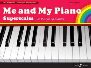 Fanny Waterman_M. Harewood: Me and My Piano. Superscales