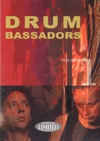 Rene Creemers_Wim de Vries: Drumbassadors - Volume 1