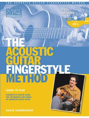 The Acoustic Fingerstyle Method