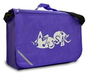 Mapac: Music Bag Excel - Music Word (Purple)