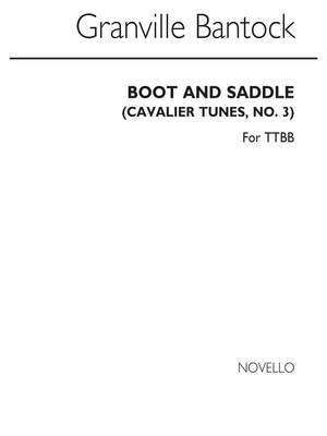 Granville Bantock: Boot And Saddle