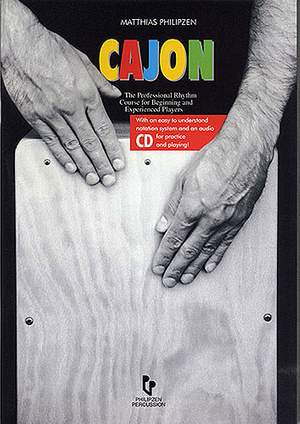 Marcio Alves_Matthias Philipzen_Murat Coscun_Uli Graner: Cajon - The Small Drumset (DVD)