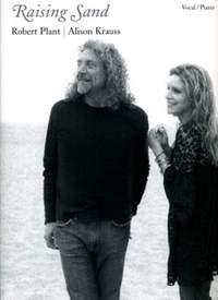 Robert Plant And Alison Krauss: Raising Sand (PVG)