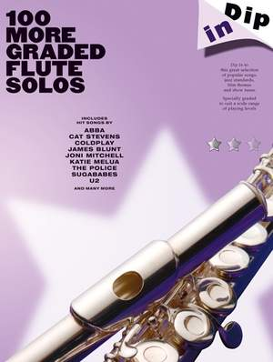 Dip In 100 More Graded Flute Solos