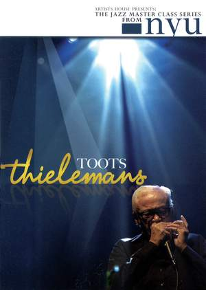 Thielemans:The Jazz Master Class Series from NYU