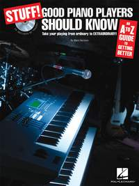 Stuff! Good Piano Players Should Know