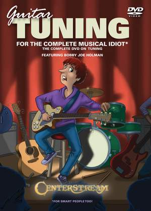 Guitar Tuning for the Complete Musical Idiot Product Image