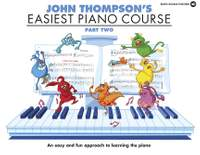 John Thompson's Easiest Piano Course 2 & CD