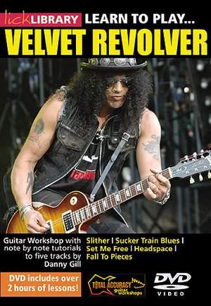 Velvet Revolver: Learn To Play... Velvet Revolver