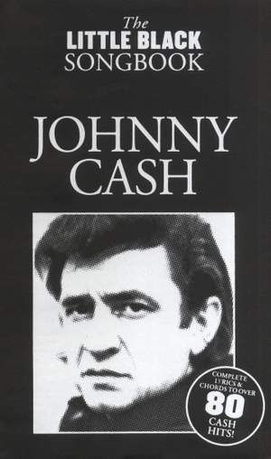Johnny Cash: The Little Black Songbook: Johnny Cash
