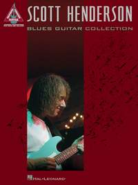 Scott Henderson: Blues Guitar Collection