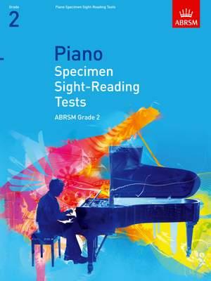 Piano Specimen Sight-Reading Tests, Grade 2