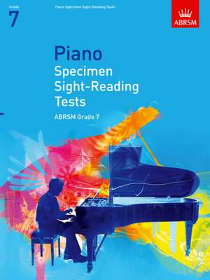 Piano Specimen Sight-Reading Tests, Grade 7