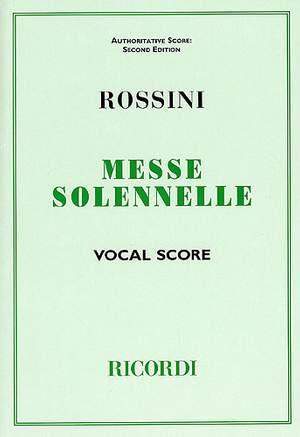 Gioachino Rossini: Messe Solennelle