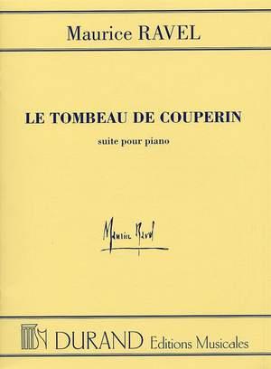 Maurice Ravel: Tombeau De Couperin