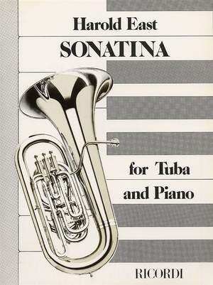 Harold East: Sonatina For Tuba & Piano