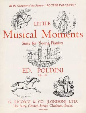 Poldini: Musical Moments Suite Op.150