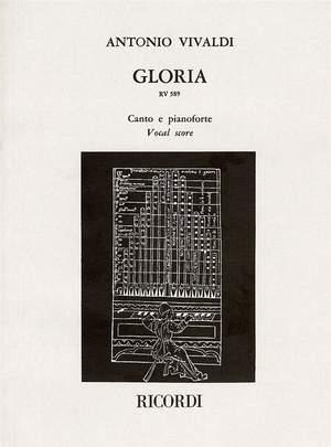 Antonio Vivaldi: Gloria RV.589
