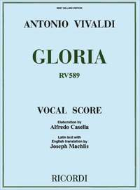 Antonio Vivaldi: Gloria RV 589