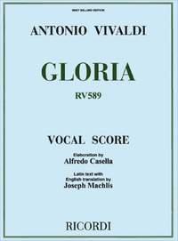 Antonio Vivaldi: Gloria RV 589