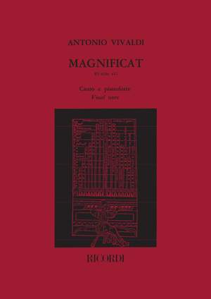 Antonio Vivaldi: Magnificat RV 610a-611