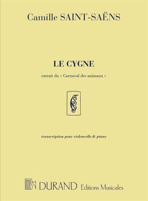 Camille Saint-Saëns: Le Cygne