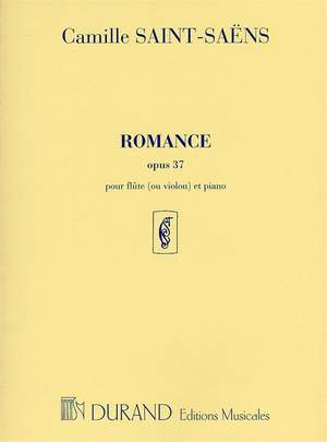 Camille Saint-Saëns: Romance Op 37