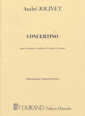 Jolivet: Concertino
