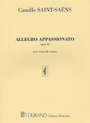Camille Saint-Saëns: Allegro Appassionato Op.43